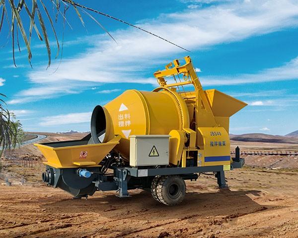 Aimix Concrete Mixing Pump For Sale