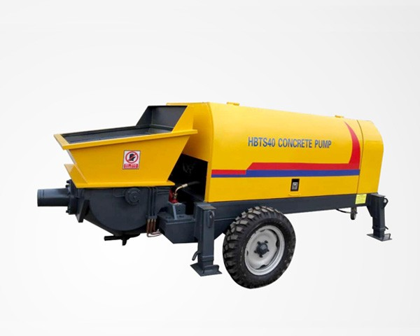 HBT40-Concrete Trailer Pump