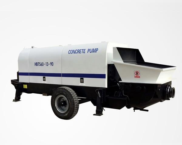 HBT60-Concrete Trailer Pump