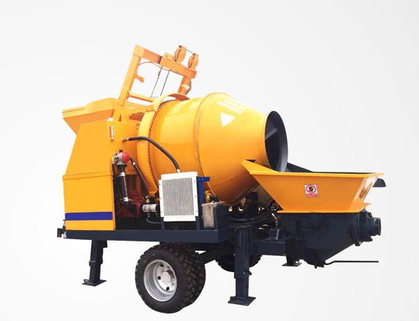 JBS30 Concrete Mixing Pump For Sale
