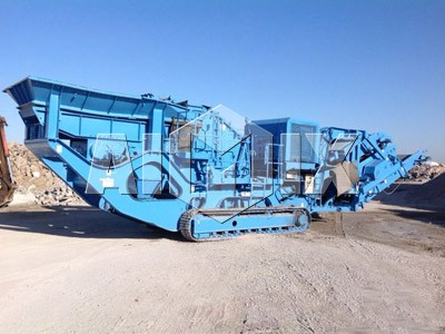 Mobile Track Mounted Crusher For Sale