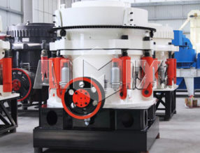 Muti Hydraulic Cone Crusher
