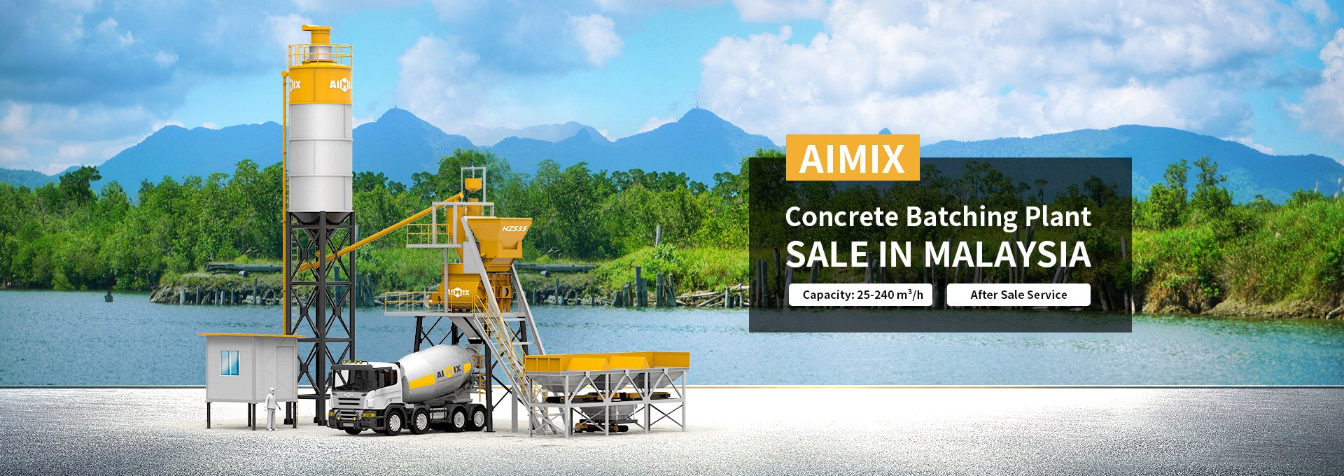 Aimix Group In Malaysia