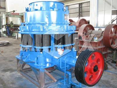 spring cone crusher for sale