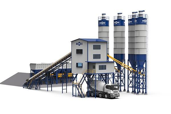 AJ 90 Concrete Batching Plant