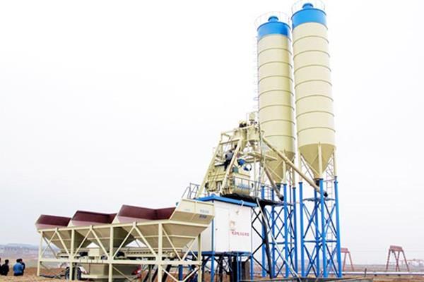 AJ-75 Concrete Batching Plant