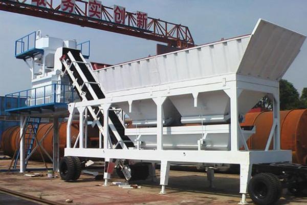AJY-90 Concrete Batching Plant