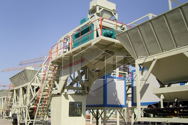 AJY75 Concrete Plant