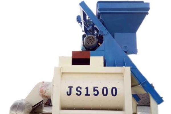 JS1500-Concrete-Mixer