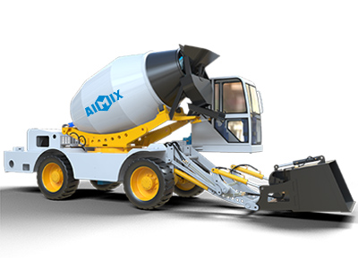 self-loading-concrete-mixer-in-Malaysia