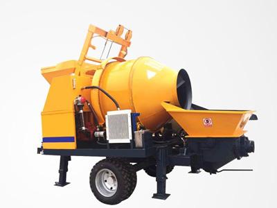 Aimix electric mixer pump